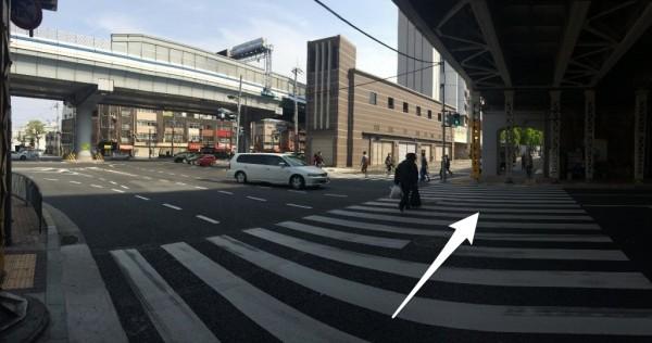 JR神戸駅 高架下